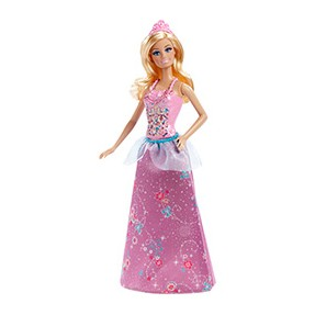 Boneca Barbie Mix Match Princesa Mattel