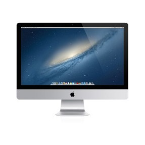 iMac Apple ME088BZ/A Intel Core i5 8 GB 1 TB Mac OS X Mountain Lion 27""