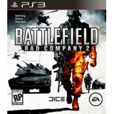 Jogo Battlefield: Bad Company II PlayStation 3 EA