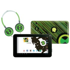 "Tablet Candide 8GB TFT 7"" Android 4.2 (Jelly Bean Plus) 2 MP Ben 10 5307"