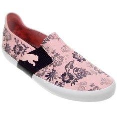 Tênis Puma Feminino Casual Slip On Lazy Coastal