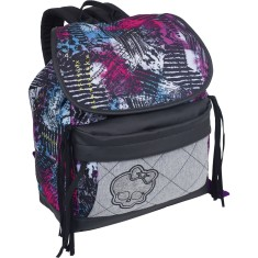 Mochila Sestini Monster High 16T01 com tampa