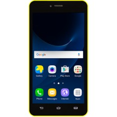 Smartphone Rock Cel Opalus 8GB 8,0 MP 2 Chips Android 5.1 (Lollipop) 3G Wi-Fi