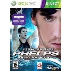 Jogo Michael Phelps Push The Limit Xbox 360 505 Games