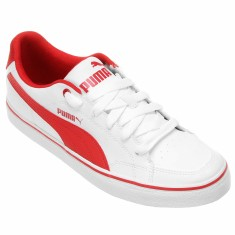 Tênis Puma Masculino Casual Court Point Vulc