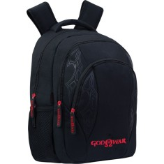 Mochila Escolar Tilibra God of War Luxo 149322