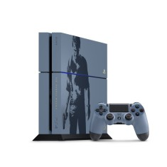 Console Playstation 4 500 GB Sony Edição Limitada Uncharted 4