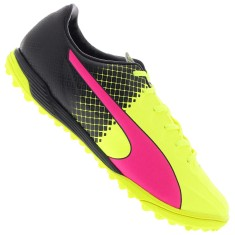 Chuteira Society Puma Evospeed 4.5 Tricks TT Adulto