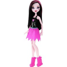 Boneca Monster High Draculaura Torcida Mattel