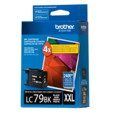 Cartucho Preto Brother LC79BK