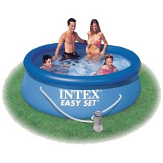 Piscina Inflável 2.419 l Redonda Intex Easy Set 28112