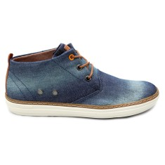 Tênis West Coast Masculino Casual Modena Mid