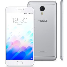 Smartphone Meizu 16GB M3 Note 13,0 MP 2 Chips Android 5.1 (Lollipop) 3G 4G Wi-Fi