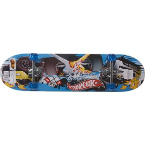 Skate Infantil - Monte Líbano Hot Wheels 9945