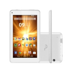 "Tablet Multilaser M7-i 8GB LCD 7"" Android 4.4 (Kit Kat) 0,3 MP NB191"