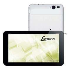 "Tablet Lenoxx Sound 3G 4GB TFT 7"" Android 4.2 (Jelly Bean Plus) 2 MP TB-3200"