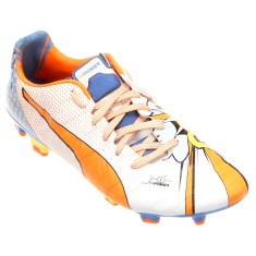Chuteira Campo Puma Evopower 1.2 Pop FG Adulto