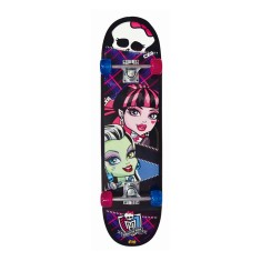 Skate Infantil - Fun Monster High 7647-4