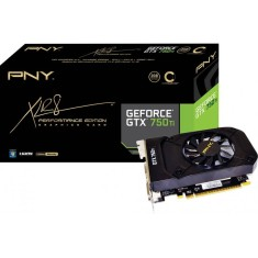 Placa de Video NVIDIA GeForce GTX 750 Ti 2 GB GDDR5 128 Bits PNY VCGGTX750T2XPB