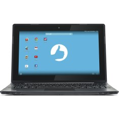 "Notebook Positivo ARM Cortex A9 2GB de RAM SSD 16 GB 10,1"" Touchscreen Android 4.4 SX1000"