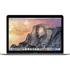 "Macbook Apple Intel Core M 8GB de RAM SSD 512 GB LED Retina 12"" Mac OS X Yosimite MJY42BZ/A"