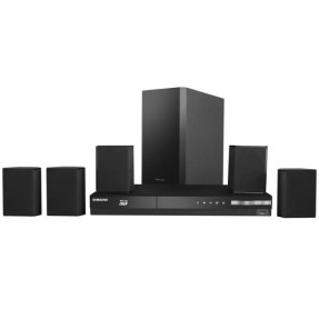 Home Theater Samsung com Blu-Ray 3D 500 W 5.1 Canais 1 HDMI F4500/ZD