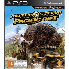 Jogo Motor Storm Pacific Rift PlayStation 3 Sony