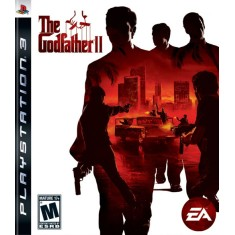 Jogo The Godfather II PlayStation 3 EA