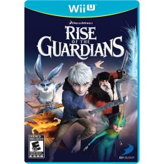Jogo Rise of the Guardians Wii U D3 Publisher