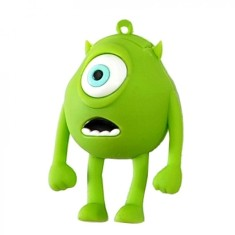 Pen Drive Importado 8 GB USB Monstros S.A Mike Wazowski
