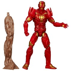 Boneco Iron Man Guardiões da Galáxia Legends Infinite Series A7903 - Hasbro