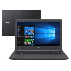 "Notebook Acer Aspire E Intel Core i7 5500U 5ª Geração 8GB de RAM HD 1 TB 15,6"" Windows 10 E5-573-707B"