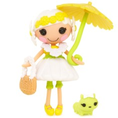 Boneca Lalaloopsy Mini Happy Daisy Crown Buba