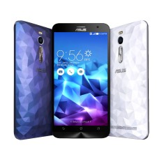 Smartphone Asus Zenfone 2 Deluxe ZE551ML 128GB 13,0 MP 2 Chips Android 5.0 (Lollipop) 3G 4G Wi-Fi