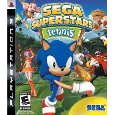 Jogo Sega Superstar Tennis PlayStation 3 Sega