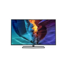 "Smart TV TV LED 55"" Philips Série 6000 4K 55PUG6300 3 HDMI"