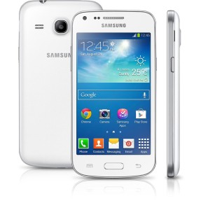 Smartphone Samsung Galaxy Core Plus TV TV Digital 4GB G3502 5,0 MP 2 Chips Android 4.3 (Jelly Bean) Wi-Fi 3G