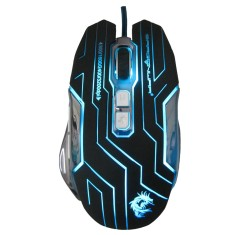 Mouse BlueSensor Gamer USB Dragon War G12 - Leadership