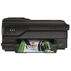 Multifuncional HP Officejet 7612 Jato de Tinta Colorida Sem Fio