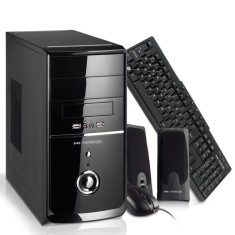 PC Neologic Nli45822 Intel Core i7 4790 4 GB 1 TB Windows 7 DVD-RW