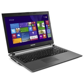 "Notebook Positivo Premium Intel Core i3 3217U 3ª Geração 4GB de RAM HD 750 GB 14"" Windows 8 S6125"