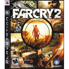 Jogo Far Cry 2 PlayStation 3 Ubisoft