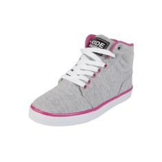 Tênis Ride Skateboards Feminino Casual Mid Screen