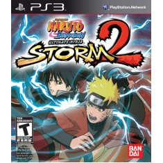 Jogo Ultimate Ninja Storm 2 PlayStation 3 Bandai Namco