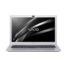 "Notebook Vaio Intel Core i5 5200U 5ª Geração 4GB de RAM SSD 128 GB 13,3"" Windows 10 Home Pro13G"