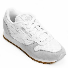 Tênis Reebok Feminino Casual Classic Leather Spp