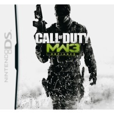 Jogo Call of Duty: Modern Warfare 3 (MW3) Activision Nintendo DS