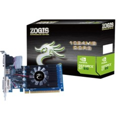 Placa de Video NVIDIA GeForce GT 610 2 GB DDR3 64 Bits Zogis Zogt610-2gd3h