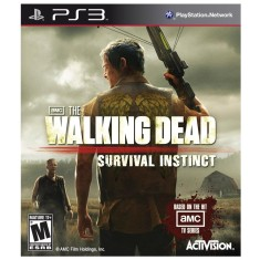 Jogo The Walking Dead: Survival Instinct PlayStation 3 Activision