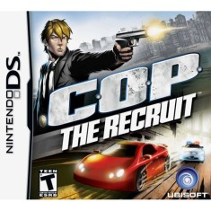 Jogo Cop the Recruit Ubisoft Nintendo DS